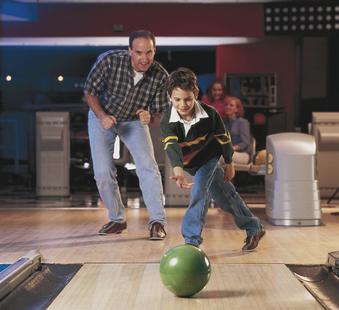 Bowling i Moss